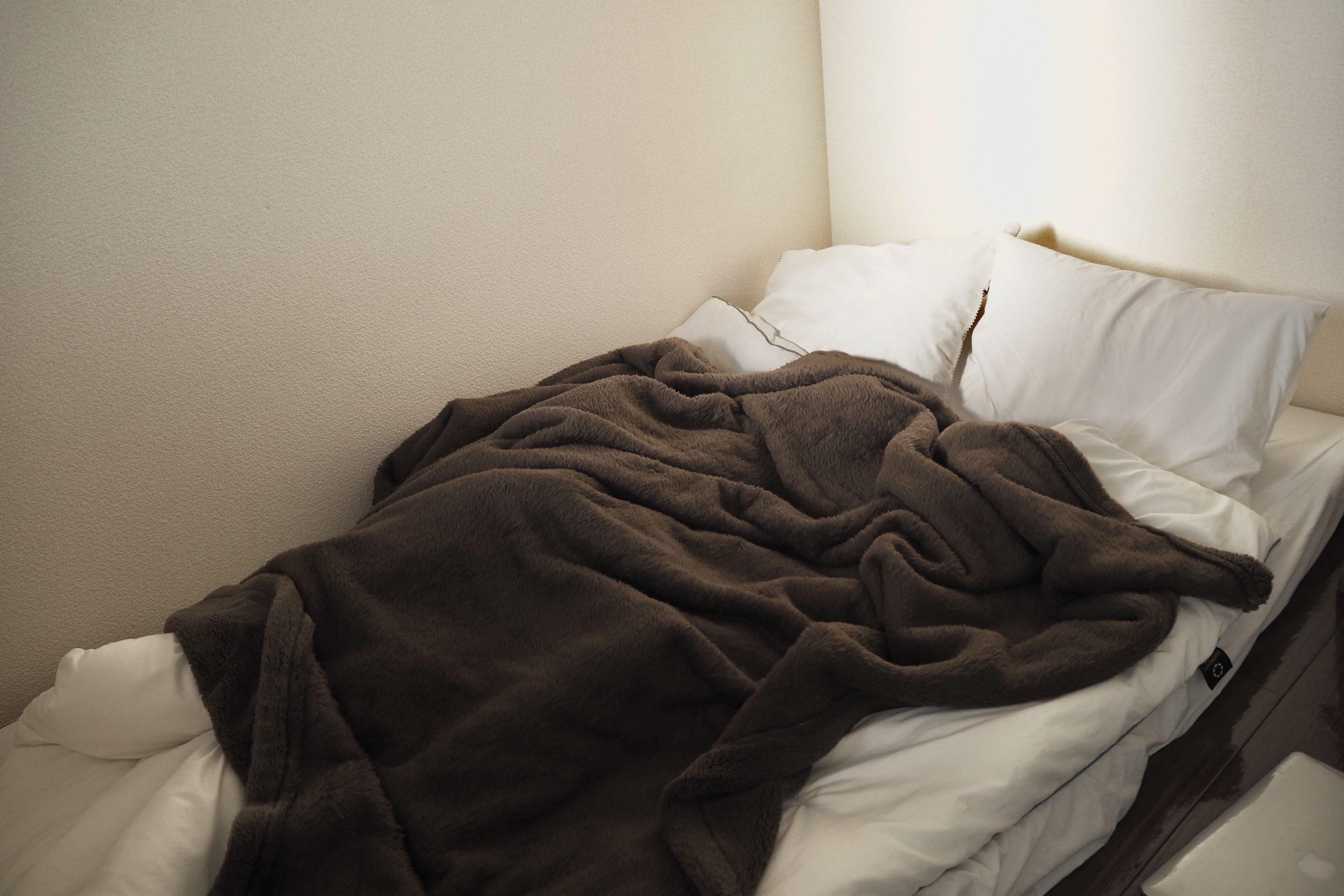 ミニマリスト ベッド