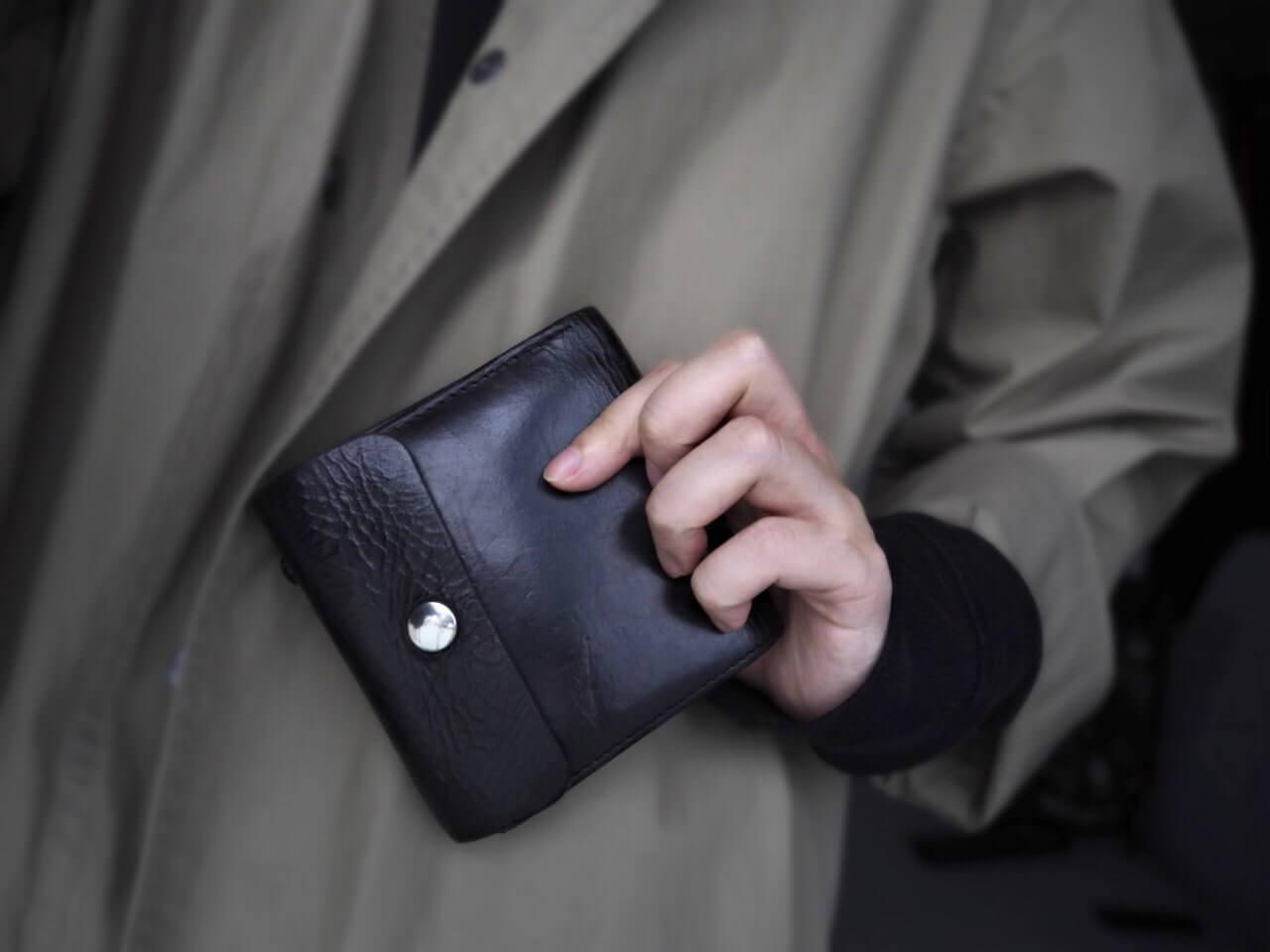 ミニマリストと財布