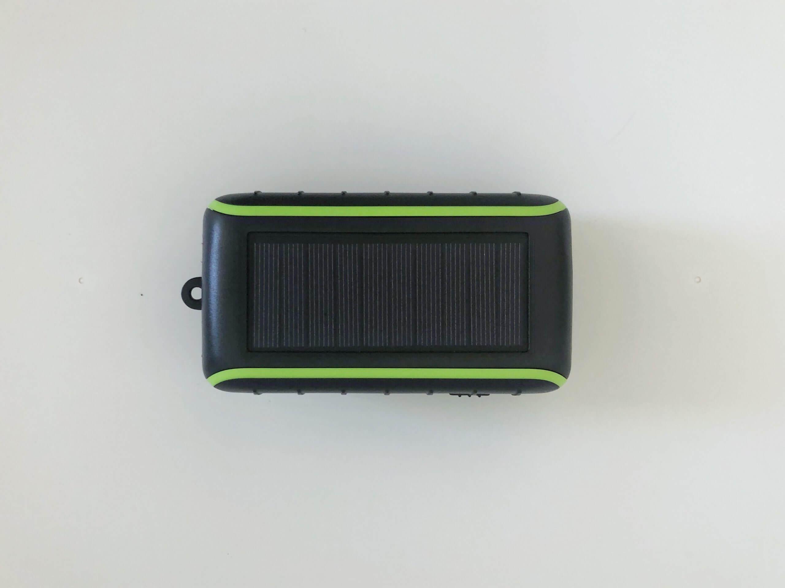 Liberflyer 手回し充電器