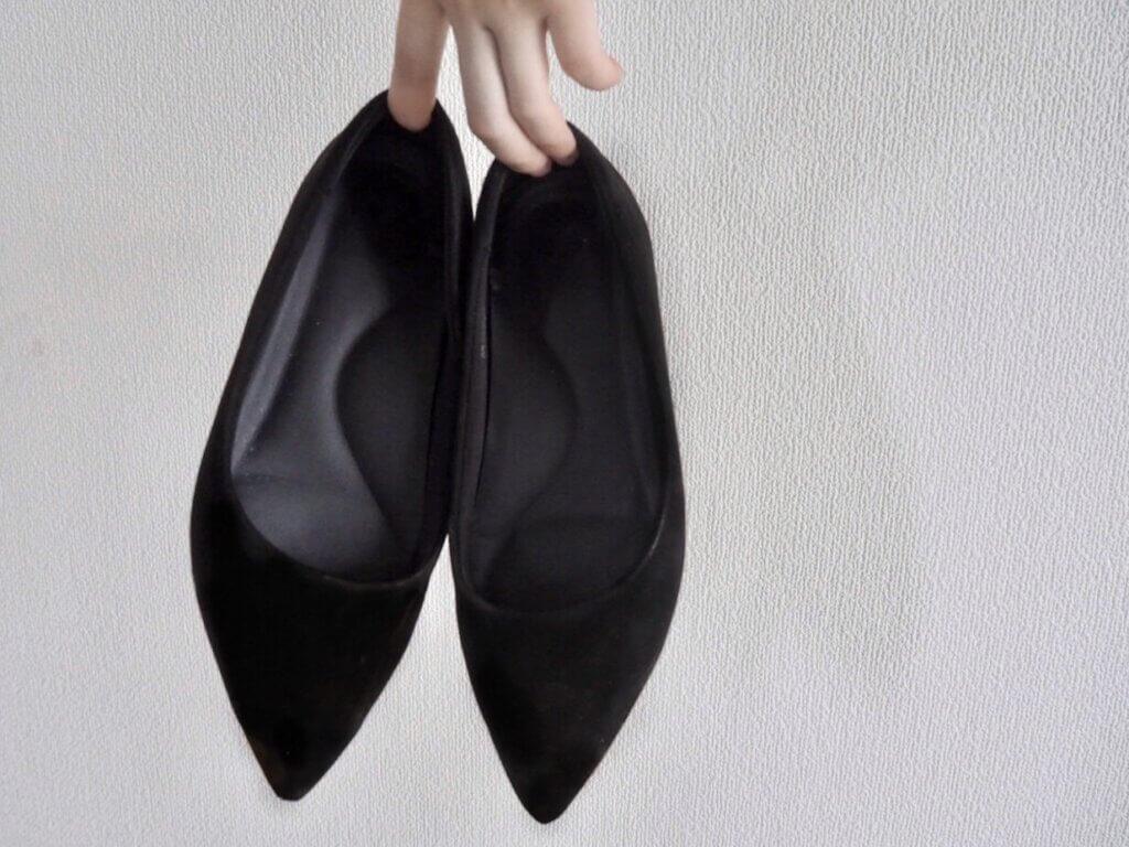 ミニマリスト 靴