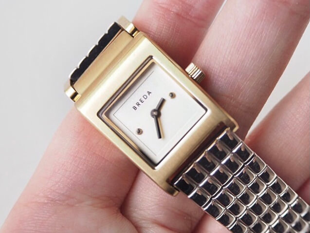 BREDA REVEL 腕時計 レビュー